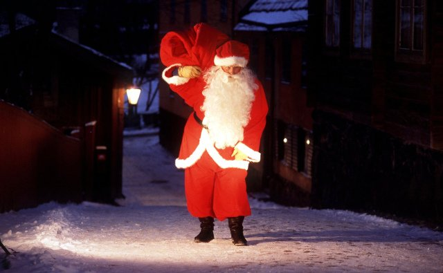 Here's where it's going to snow in Sweden at Christmas