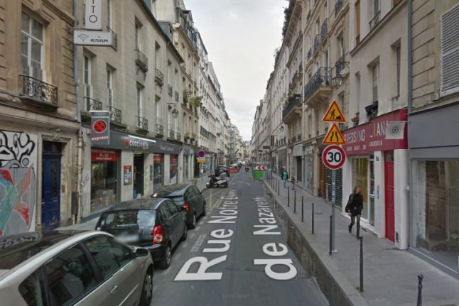 Chinese woman 'found stabbed to death' in central Paris flat