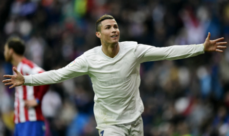 Cristiano Ronaldo wins Ballon d'Or for the fourth time