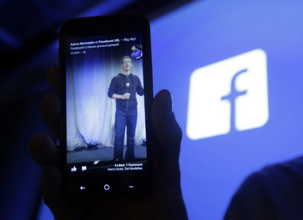 This is how many times Facebook got mentioned in Sweden in 2016