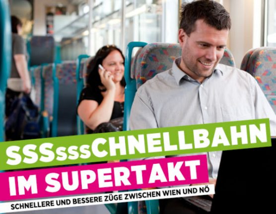 New S-Bahn train routes to make Vienna even better connected