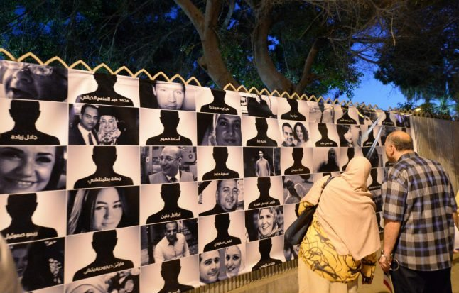 Egypt to hand over MS804 air crash victims' remains