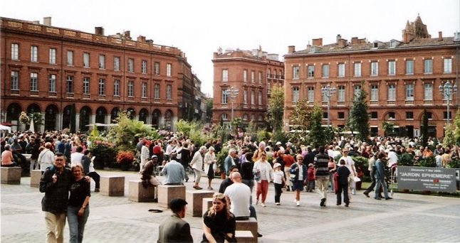 Toulouse ranks as France's fastest-growing city