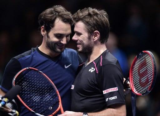 Swiss stars down under: Federer beaten as Wawrinka progresses