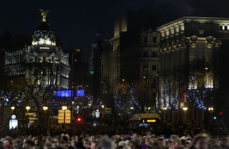 Spain tightens security to keep crowds safe at Epiphany
