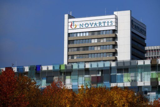 Greece investigates Swiss pharma Novartis over bribery claims