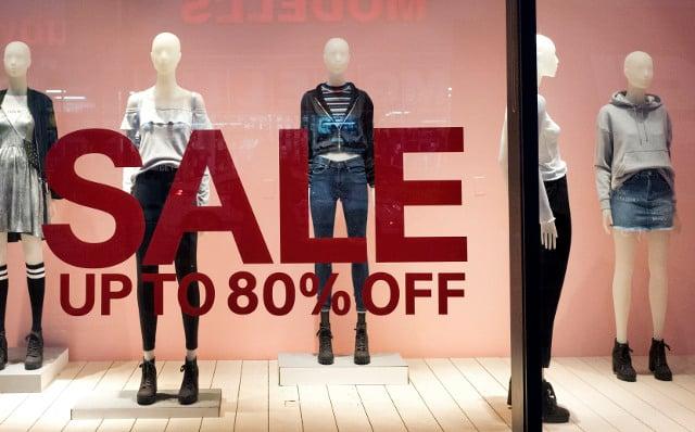 Swedish fashion giant's profits drop by millions