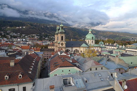 Innsbruck targeted for New Year sex attacks