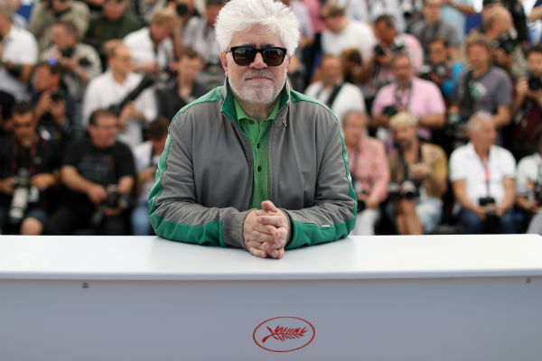 Pedro Almodóvar will be jury president at Cannes this year