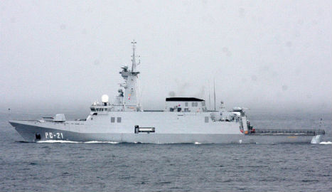 Spain hopes to broker lucrative warship sale to Saudi Arabia