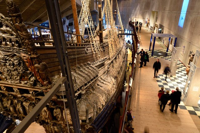 Record visitors drop anchor at this Stockholm museum