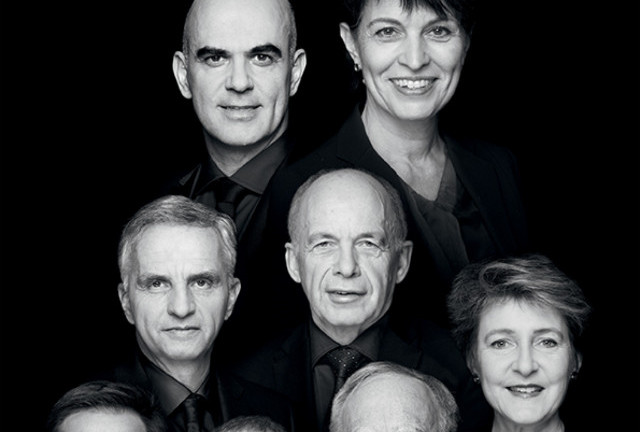 Video: Swiss government sings 'Bernhemian Rhapsody'