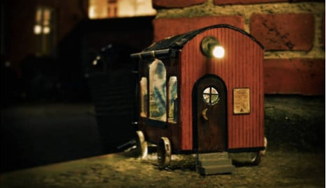 Malmö's mouse restaurateurs take to open road
