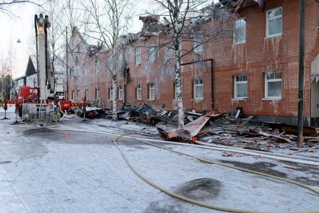 Police launch probe into Umeå inferno