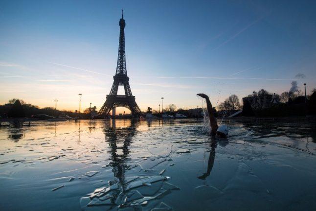 IN PICS: Winter bites in France