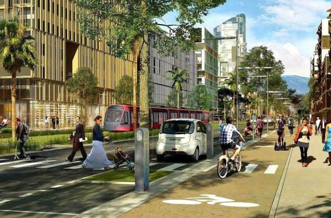 All you need to know about Nice's new tramline