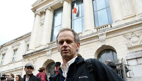 French researcher acquitted of aiding migrants