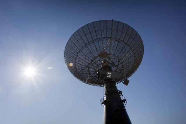 'Radio burst' came from a distant galaxy, researchers conclude