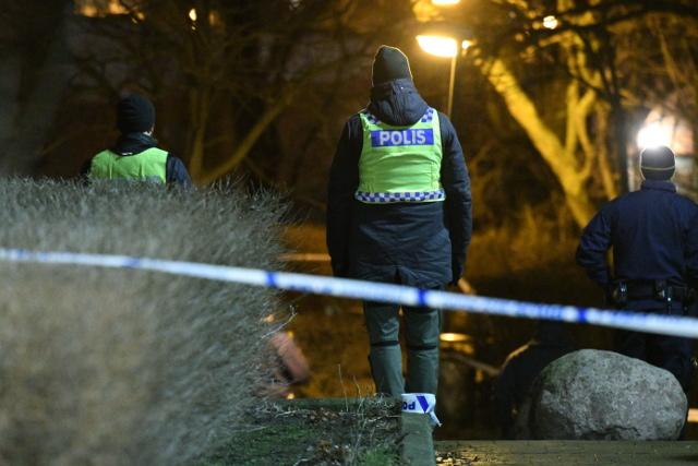 Man killed in Malmö shooting