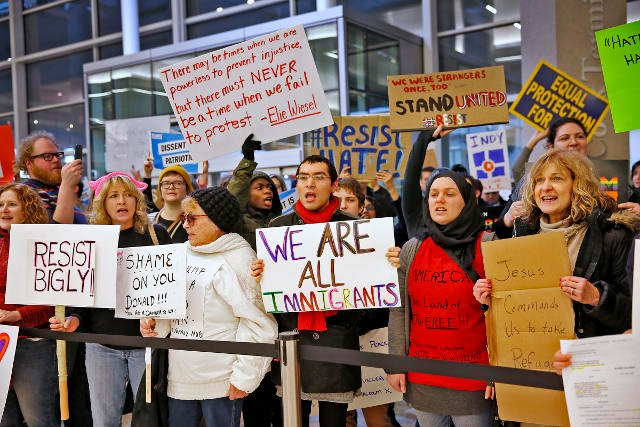 Thousands of Swedes could be hit by Trump's ban