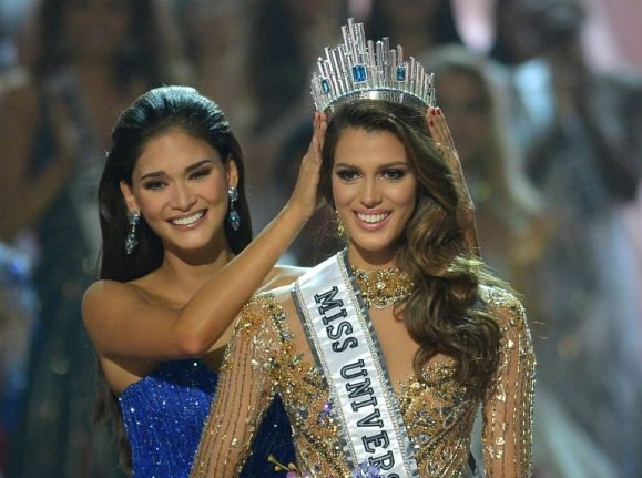 Miss France takes home Miss Universe title