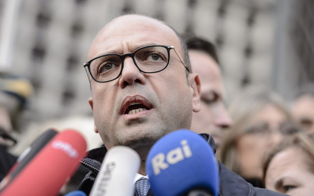 EU 'in no position to judge Trump's travel ban', says Italian FM