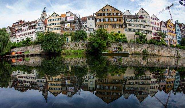 Student mysteriously found dead after party at Tübingen frat house