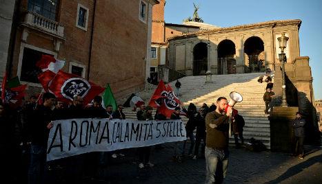 Italian policeman injured in far-right bookshop blast
