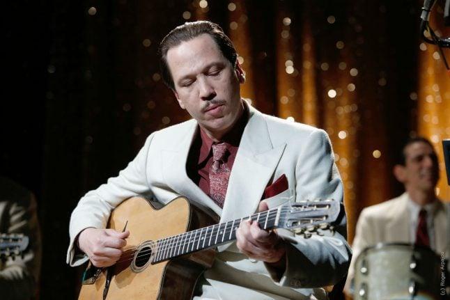 Biopic about jazz legend 'Django' to open Berlin film festival