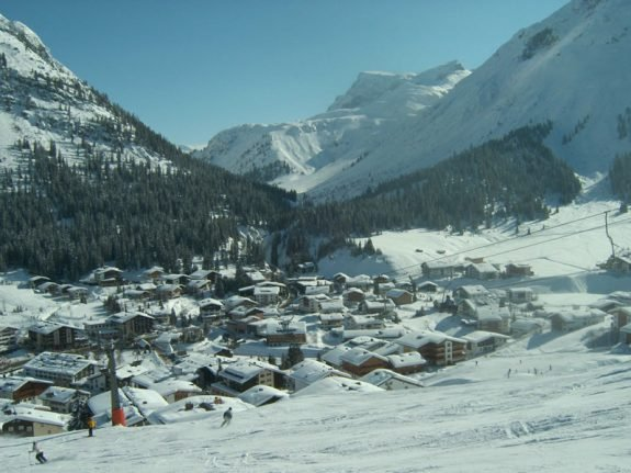 The cost of property in Austria's most popular ski resorts