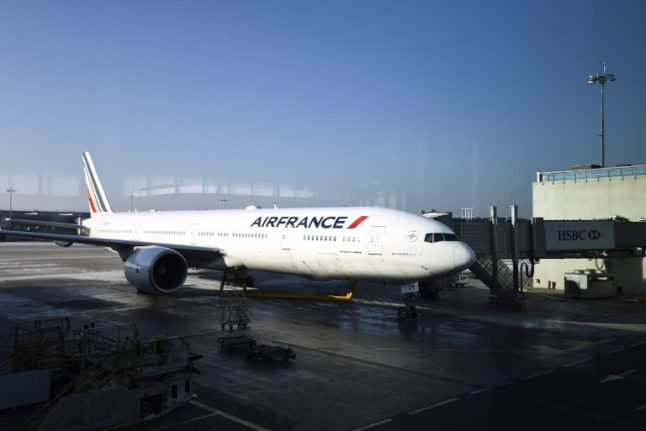 Trump travel ban: Air France forced to block passengers flying to US