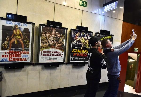 So bad, they're good: Madrid celebrates trash film festival