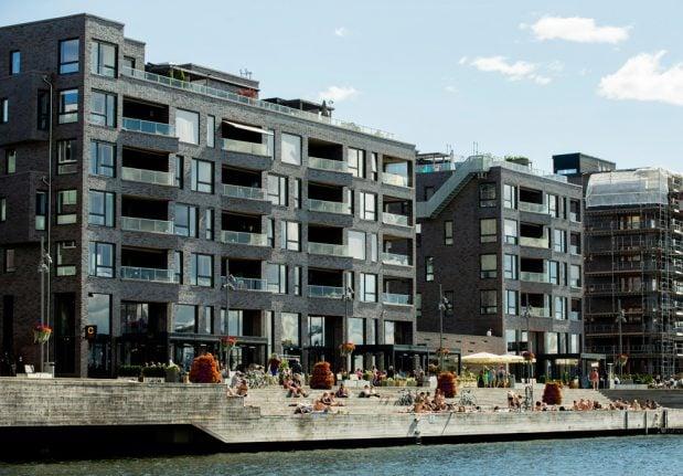 Norway's housing market had historic boom in 2016