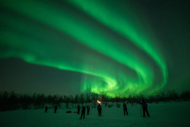 Did the Northern Lights cause this weird sound in Sweden?