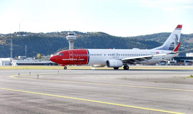 Norwegian set a new passenger record in 2016