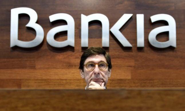 Bailed-out Bankia sees profits slump after Florida sale