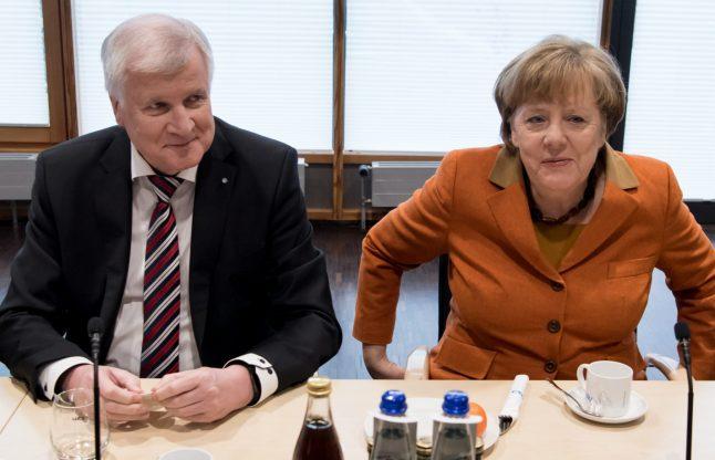 Merkel wins Bavarian backing for 'toughest election race yet'