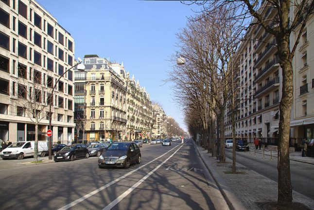 Thieves botch raid on luxury Paris flat belonging to Bin Laden family