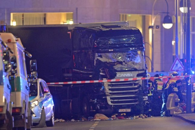 Yes, Trump, these German attacks were covered – quite extensively