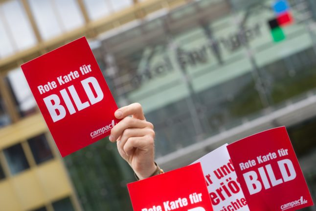 Bild appoints ombudsman to deal with fake news complaints