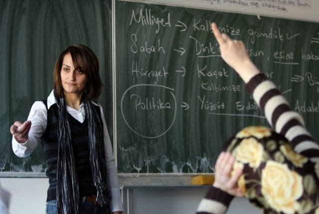 Turkey encouraging teachers to spy in German schools: report