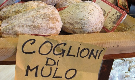 Don't be put off by their names – these Italian foods are actually delicious