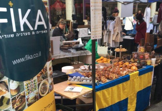 Meet the amateur baker making Swedish 'fika' hot in Israel
