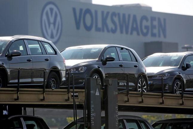 EU struggling to punish VW over 'dieselgate' scandal