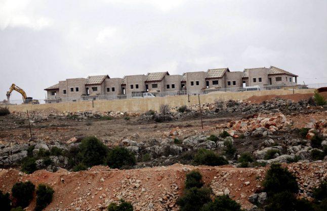 German trust in Israel 'deeply shaken' by new settlement law
