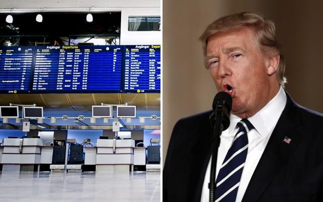 Trump's presidency sees Swedish interest in US trips halve