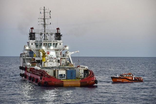 Italian investigators probe private migrant aid boats off Libya