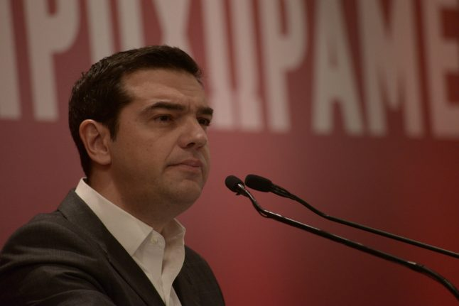 Tsipras hits back at Germany, IMF over debt impasse