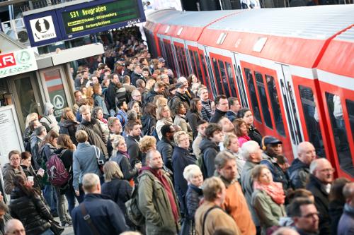 Train passengers enraged by German rail chaos