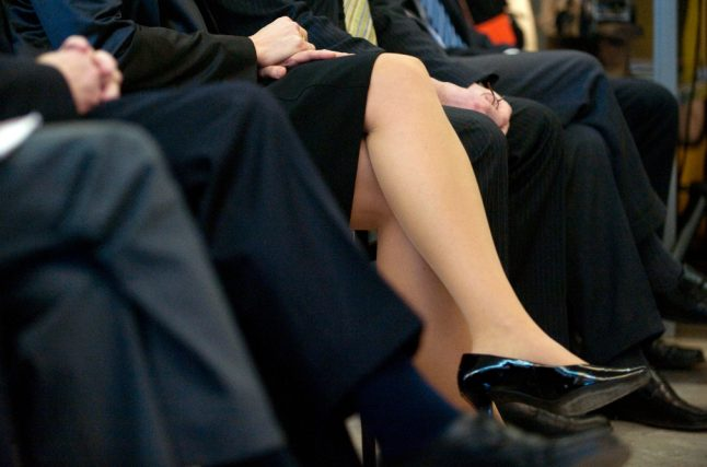 Court deems state 'women's advancement' law unconstitutional